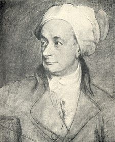 William Cowper, by Romney (National Portrait Gallery, London)