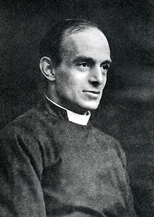 G.A. Studdert Kennedy (Woodbine Willie), priest