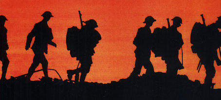 Profile: British soldiers, First World War